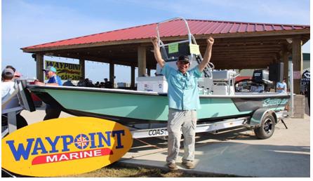 Shoalwater Boat Winner