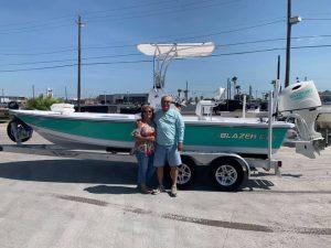 Blazer Bay 2200